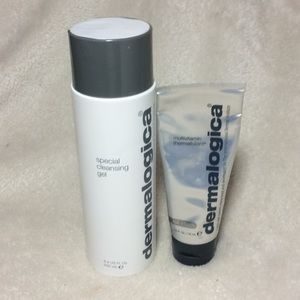 Dermalogica multivitamin thermafoliant + cleansing